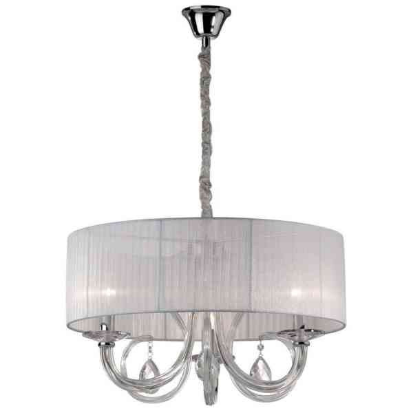 Ideal Lux Swan SP3 Bianco