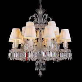 Люстра Delight Collection Baccarat 10+5 ZZ86303-10+5