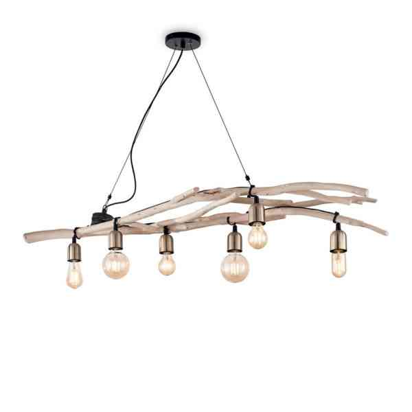 Ideal Lux Driftwood SP6