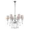 Ideal Lux Pantheon SP6 Argento