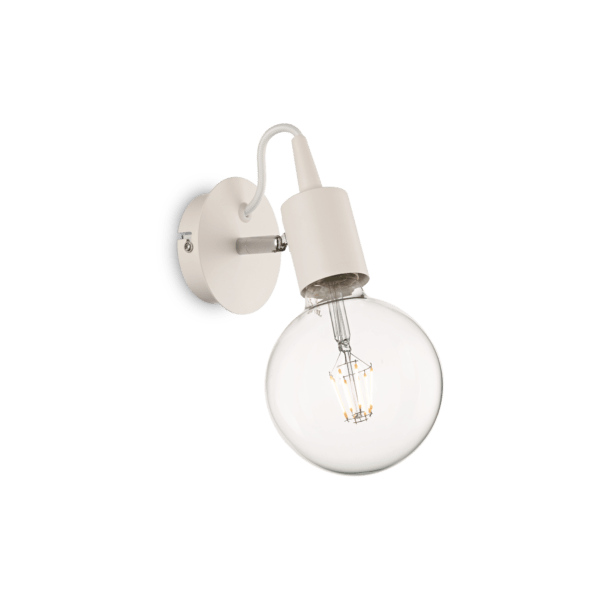 Спот Ideal Lux Radio AP1 Edison AP1 Bianco 3