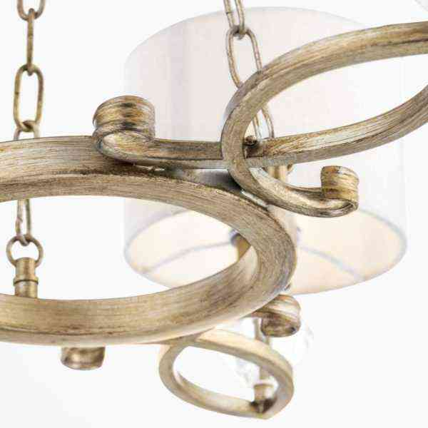 Люстра Maytoni Luxe H006PL-03G 7