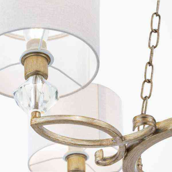 Люстра Maytoni Luxe H006PL-03G 3