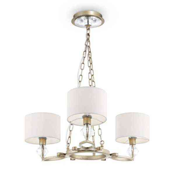 Люстра Maytoni Luxe H006PL-03G 1