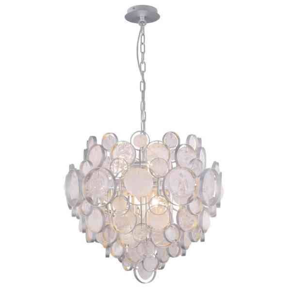 CRYSTAL LUX DESEO SP6 D460 SILVER