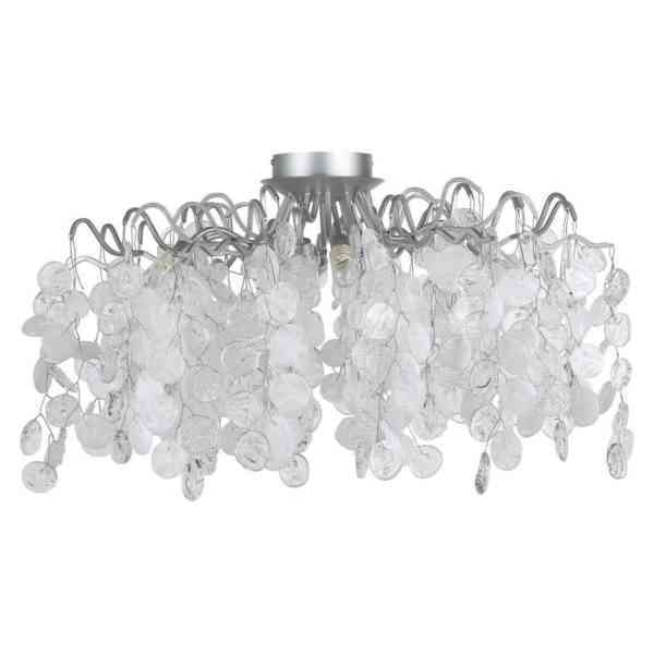 CRYSTAL LUX TENERIFE PL8 SILVER