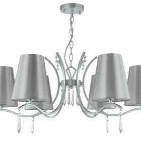 Люстра Crystal Lux RENATA SP6 SILVER