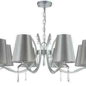 Люстра Crystal Lux RENATA SP8 SILVER