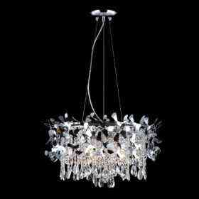 Люстра Crystal Lux ROMEO SP6 CHROME D600