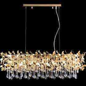 Люстра Crystal Lux ROMEO SP8 GOLD L1000