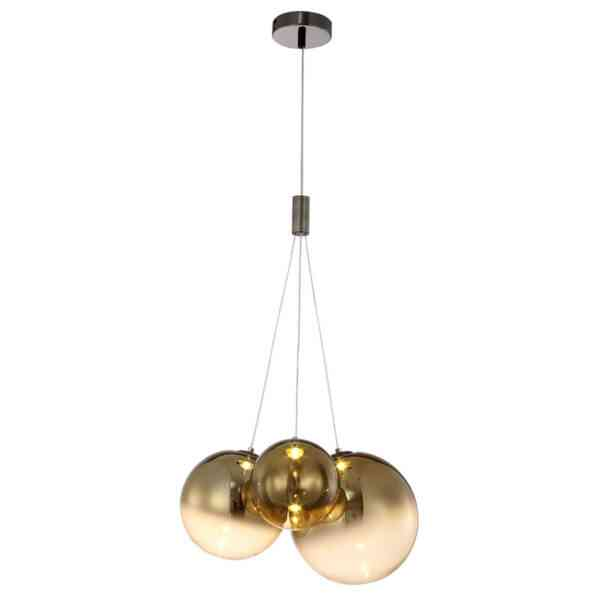 CRYSTAL LUX ELCHE SP3 GOLD